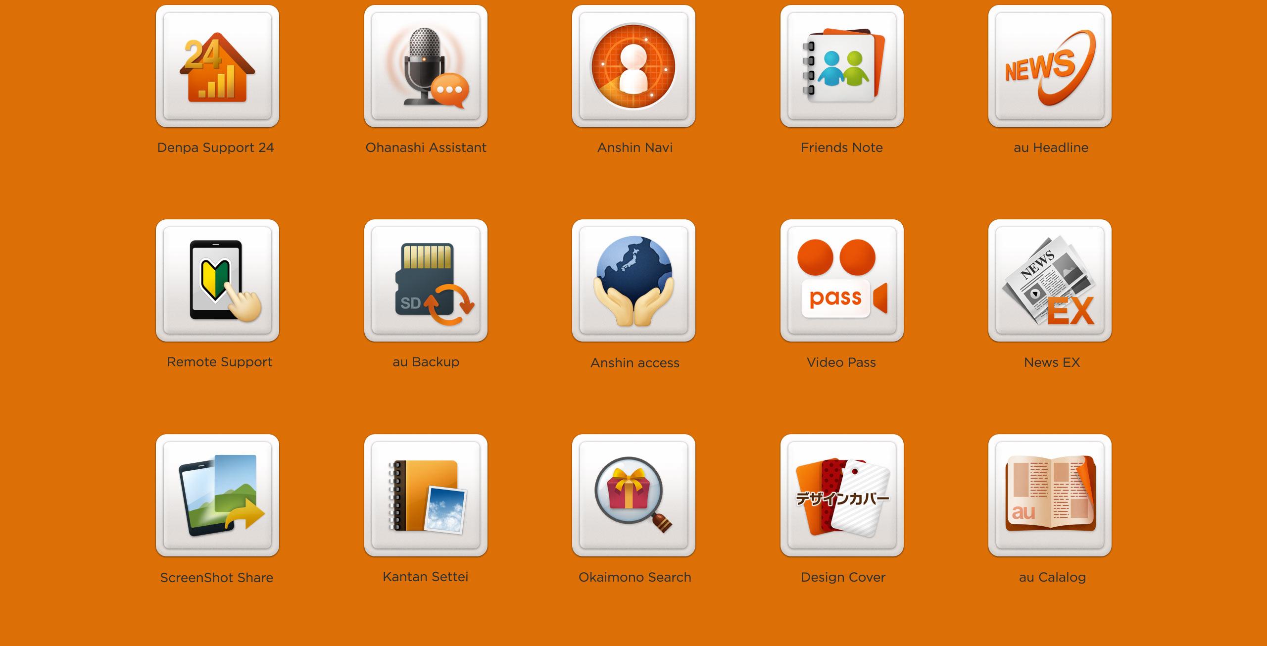 Hybridworks works au service icons 2013 2014